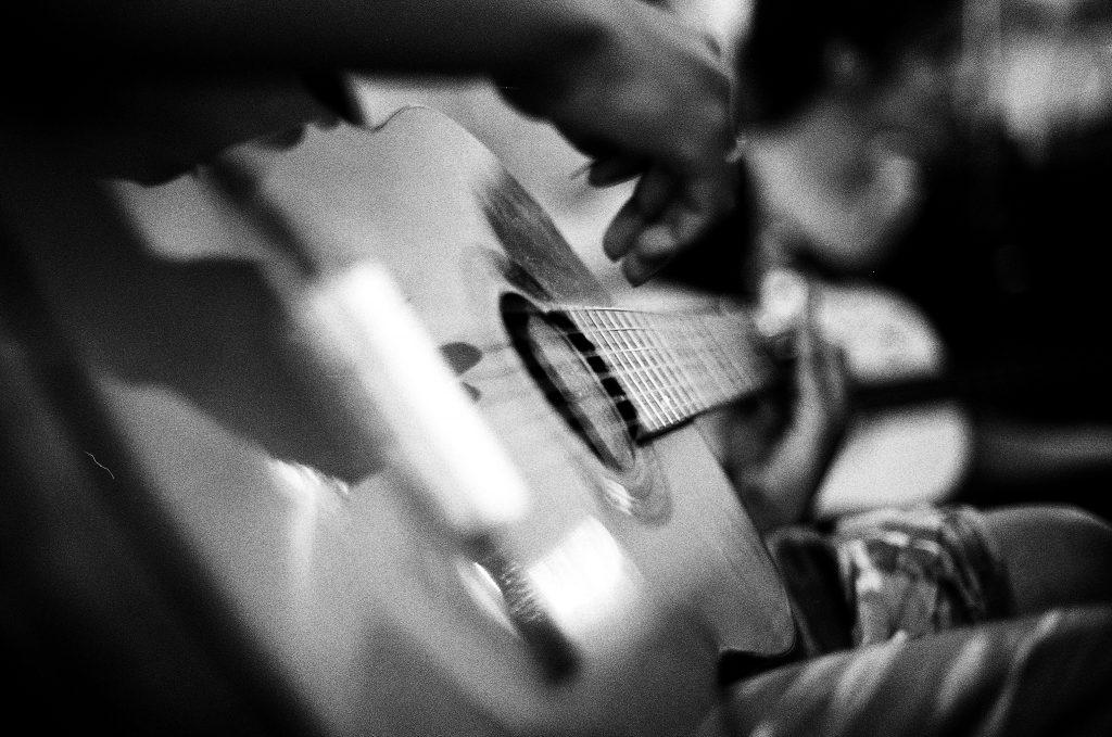 ブルースギター